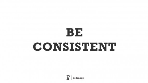 consistent, quote, inspirational quote,
