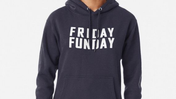 Friday. Funday. Fun, Weekend, Pullover, Pullover Hoodie, Mens Jackets, Womens Jackets, Menswear, Womenswear, For him, for her, Christmas gift, cold weather, Revolution Australia