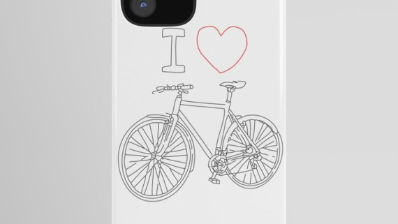 i heart bike, i love bike, biking, cycling, outdoors, outdoor activities, Revolution Australia, Australia design, iPhone case